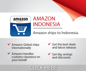 Amazon Indonesia │ Shopping at Amazon USA from Indonesia Spotastore.com300 × 250Search by image Amazon Indonesia