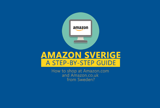 CAN YOU BUY FROM USA AMAZON IN SWEDEN